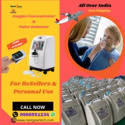 Portable Oxygen Concentrator 5 LPM