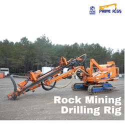 PBHD-50 Rock Mining DTH Drilling Rig For Sale