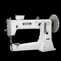 Sera Cylinder Bed Unison Feed Horiontal Large Hook Lockstitch Sewing Machines