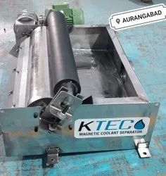 Magnetic Coolant Separator For Industrial