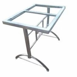 Stainless Steel Dining Table Frame