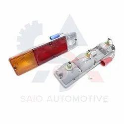 Rear Brake Lamp Tail Light LED Pair Left & Right For Suzuki Samurai SJ410 SJ413 SJ419 Sierra Santana
