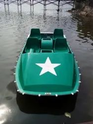 IRS Approved 4 Seater Pedal Boats