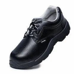 Liberty Freedom Safety Shoes, Black Colour