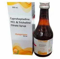 200ml Hungersure Syrup, Prescription