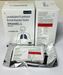 Levosalbutamol & Ipratropium Bromide Respirator Solution