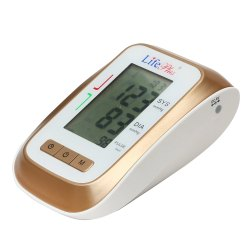 Life Plus LPM-107 Blood Pressure Monitor, For Personal
