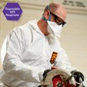 Kimberly Clark N95 Respiratory Mask