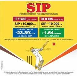 Online AMCs SIP Systematic Investment Plan Fund, Monthly