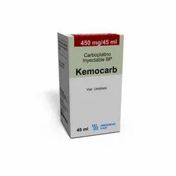 Kemocarb ( Carboplatin 450 Mg Injection)