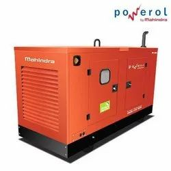 125 Kva Mahindra Powerol Diesel Genset, 3-Phase