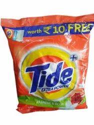 Jasmine And Rose Tide Detergent Powder, For Washing Clothes, 1kg