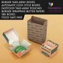 Food Burger Packaging