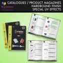 Hardcover Product Catalogues