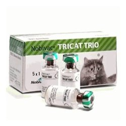 Nobivac Tricat Trio ( Combined Feline Calicivirus+ Fe)