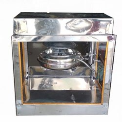 Indian Popcorn Machine