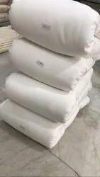 White Cotton Muslin Fabric
