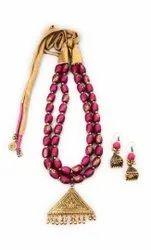 Fabric Jewellery Series 2