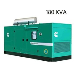 180 KVA Cummins Diesel Generator Set