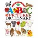 Abc Picture Dictionary And Four In One Board Book  Can Be Wiped Clean