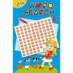KIDS WORD SEARCH BOOKS 4 Different Books
