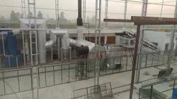 Bio-Medical Waste cum Pharma Waste Incinerator with Cyclone Separator, Multi Stage Wet Scrubber