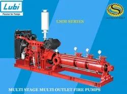 Lmm Series Multi Stage Multi Outlet Fire Pumps
