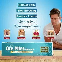 Altos Ore Piles Ointment, For Personal, Grade Standard: Medicine Grade