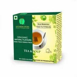 Satyamani 100% Organic Pure & Natural Basil/Tulsi Powder Herbal Infusion Tea, Light And Gentle Taste