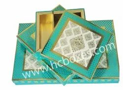 Motif Covered Sweet Box 1/4 Kg, 1/2 Kg & 1 Kg