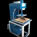 Semi Automatic Chappal Making Machine