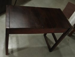 Sagwan Wooden Study Table