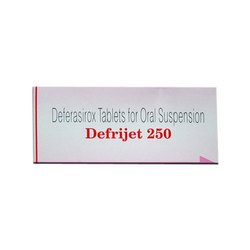 Defrijet 250 Mg Tablet