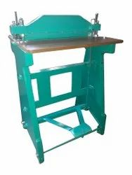 Manual Spiral Binding Machine, For Industrial, Size/Dimension: 410x180x290mm