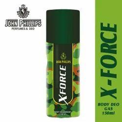 Cruize Stainless Steel John Phillips Body Spray Range, For Personal, Packaging Size: 150ml