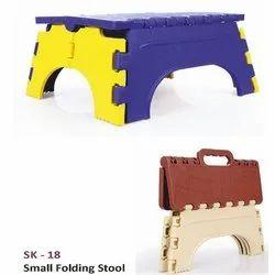 7 Inch Plastic Folding Stool