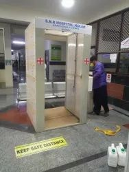Mobile Disinfection Sanitizing Chamber