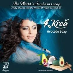 Krea Avocado 3 in1 Soap