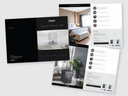 5 Days Paper Brochure & Catalogue Designing Service