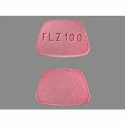 FLZ100 Fluconazole Tablet