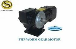 Fhp Worm Gear Motor