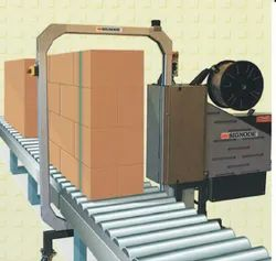 MD-V Fully Automatic Vertical Strapping Machine