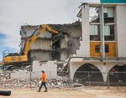 Residential Demolition Work