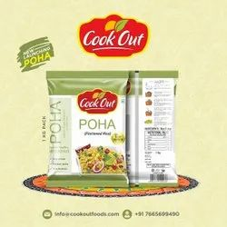 White COOKOUT POHA 1 KG