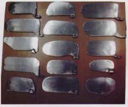 纺织机械备件铝合金分离器环形翻倍框架,用于纺织工业