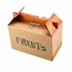 Printed Fruit Corrugated Box Manufacturer, Supplier and Exporter in India