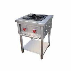 Single Burner Chinese Cooking Range