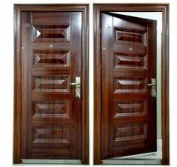 DK SD 9522 Mild Steel Door