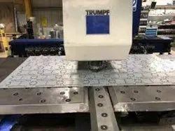 CNC Sheet Metal Punching Job Works