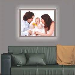 Acrylic Edge Lit LED Frame